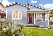 Home Staging - Egremont Street / We fully staged this cute 3 bedroom cottage. filling it with brightness.
