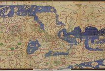 carte map astre