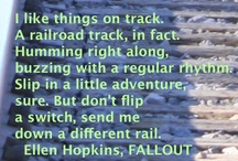 Fallout / Quotes and more from my seventh novel, Fallout