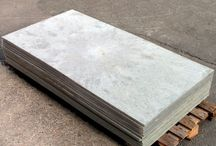 Recycled Plastic Slabs