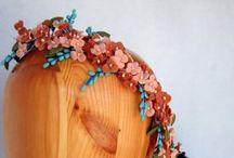 Flores porcelana Luisa Gala