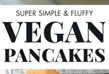 vegan pancakes the one we use