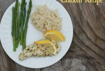 Chicken recipes / by Jacqueline Lopez