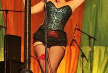 Burlesque / Vollers Corsets Range Of Burlesque Corsets. www.vollers-corsets.com