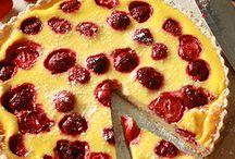 Taart, cake en koekjes