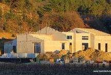 Moulin à huile de Cadenet (Luberon) / Construction pictures since 2012
