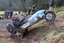 Sporting Trial 2013 / Held on the banks of the car park at Shelsley Walsh