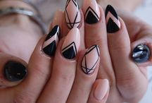 ** Nail inspiration ** / nail polishes, nail design, manicures and nail art, simply ideas for nails