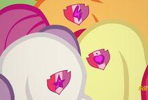 CMC(CutieMarkCrusaders)