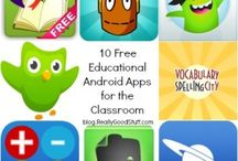 Nexus 7 for Classroom / by Carrie Carlson