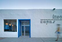 ÍNDIGO copas / Diseño y ejecución de Bar de copas realizado por VAOarquitectos en Arahal (Sevilla)