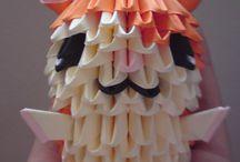 origami igiełkowe