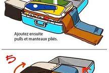 faire la valise