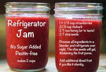Canned & jammed / All things in a mason jar