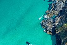 UK Beaches / Malaysia? Thailand? Magaluf? Nah. You don't need to go far to see some stunning beaches if you live in the United Kingdom. From stony beaches in Cornwall and Brighton, to incredible lakes in Scotland, there is plenty of beautiful seaside paradise in the UK for you to have an amazing holiday. Here are some the best the country has to offer.