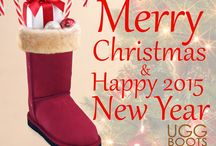 Merry Christmas and happy 2015 New Year! / As one of the exciting years comes to a close, we would like to thank you everyone for all your support, likes, your lovely messages and comments!  The team at uggbootsmadeinaustralia.com.au wishes you and your family a very Merry Christmas and a wonderful festive season.  Have a great and happy 2015 New Year!