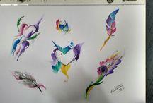 meus trabalhos / meus trabalhos realizados no studio Nemta ttoo Mg