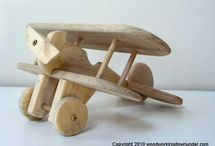 wooden aeroplanes