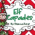 Elf'in around. / by CraftyMom