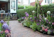 Ideetjes voor een kleine tuin