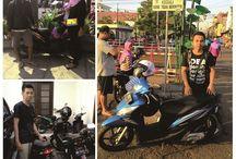 Sewa Motor Jogja Dekat Stasiun Tugu Yogyakarta
