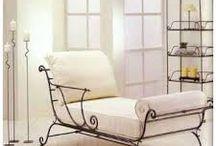 muebles en fierro