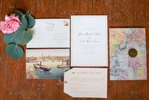 Stationary-Wedding / by Emily Scheider Berens