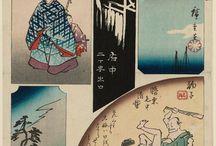 5 Ukiyo-e: Utagawa Hiroshige