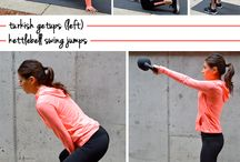 Workout - kettleball