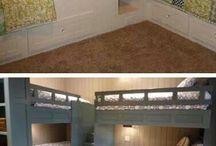 Våningssängar / Bunk beds våningssäng