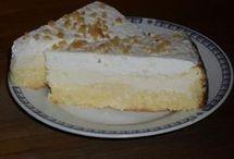 liszt cukormentes tejfölöstúrós süti