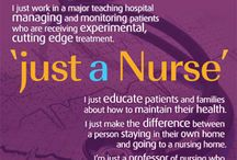 Nursing is a work of heart..