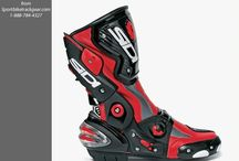 Motor shoes