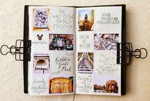 Traveler notebooks