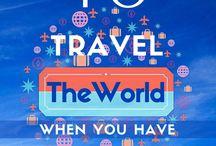 Travel Hacks / Tips to make life easier for travellers.