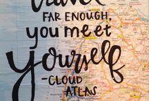 traveling ....