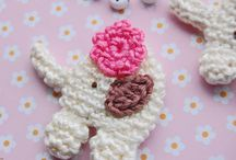 Applique / crochet
