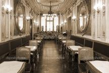 Vintage interior space