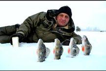 Ловля щуки окуня. Чем хороша зимняя рыбалка.
