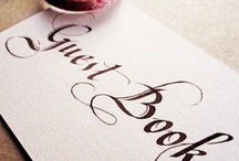 calligraphie / by Fabrice Arnauld