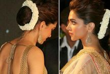 Hairstyles For This Wedding Season / Best Hairstyles of This Wedding Season.Hairstyles that are just perfect for the shaadi season.