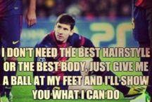 I <3 Messi
