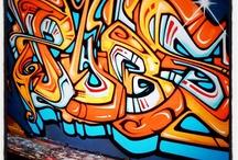 Graffiti is great / by Chelsea Kalinin