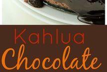 Love of chocolate