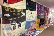 AIDS Memorial Quilts / In honor of World AIDS Day 2013 and to ensure we always remember those no longer with us, CDC NPIN is proud to host 15 sections of the Names Project AIDS Memorial Quilts. Each panel underscores commitment and effort to end this pandemic.