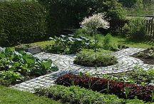 садовые секретики