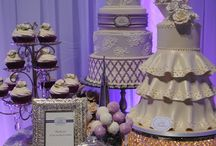 Desserts at The 2014 Wedding Fair - Calgary / A toast to the tastiest looking desserts you may ever see!  / by Calgary Wedding Fair