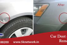 car dent removing