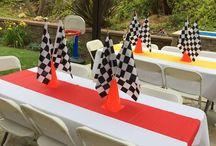 Race Car Party for Boys