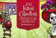 #FestivalDeCalaveras 2015